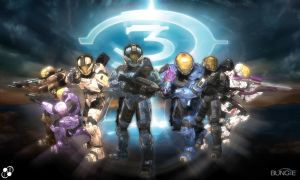 Halo 3 Ready by Annihilater102
