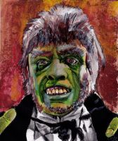 Mr. Hyde (Dr. Jekyll) - Frederick March by smjblessing