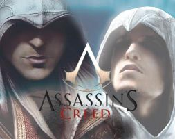 assassins creed 2 by kenmejia