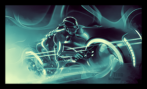 Tron Legacy by CanNWill