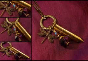 Collector's Charms Necklace by hrekkjavakaastarkort