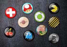 Buttons by A-f-x