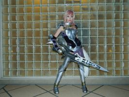 Lightning at PMX by ButtercupBrix