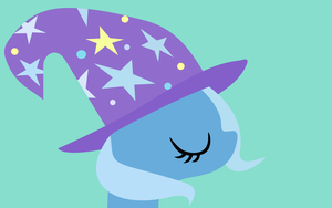 Minimalist trixie by Death-of-all