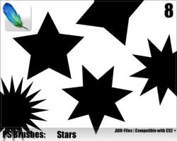 Star Brushes by ML-Worlds