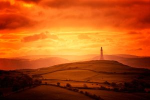 Hoad Sunrise by Capturing-the-Light