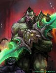 Found a new item World of Warcraft Tribute Book by Daviddleonluis