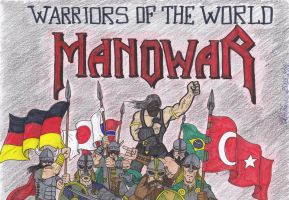 Warriors of the World by 1ringtofindthem