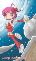 Chibi-Santy by tongy15