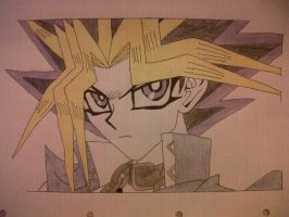 Yami Yugi (Bonds Beyond Time) by animeluvralwayz2013