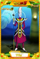Dragon Ball Z - Whis by DBCProject
