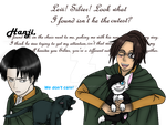 Art Trade Thorn SnK crossover~ by xXSilver146Xx