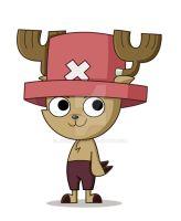 BH Style - Tony Tony Chopper by JaviDLuffy