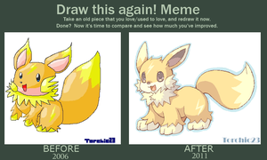 Draw This Again Meme by spiffychicken