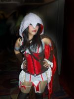 The female - Assassin's Creed  cosplay by megamihinata