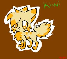 Kiwi .:ART TRADE:. by MimiTheFox