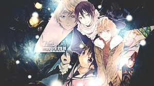 Noragami-wallpaper by lelouch8vi8britannia