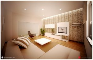B.T-Living Room 2-1 by Semsa