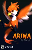 Arina the Fire Bird by OrcaOwl