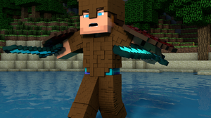 My Rig Version 7 Armour - Leather by KingFromHatena