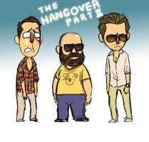 The Hangover Part2 by Hallpen