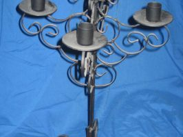 Candle holder 1 by minystock