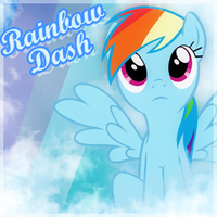 Rainbow Dash Avatar by SandwichDelta