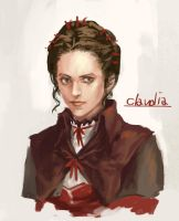 Claudia by ert0412
