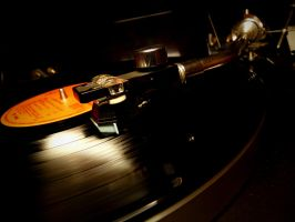 The turntable by BergOpZoom