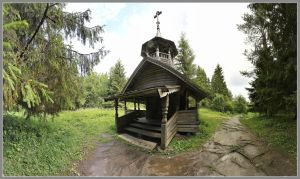 Chapel on the Maura hill by NikolaiMalykh