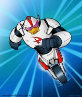 Gizmoduck by extro