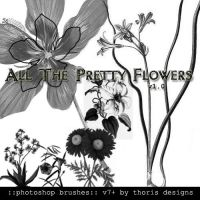 All The Pretty Flowers v1.0 15 by dejahofmars
