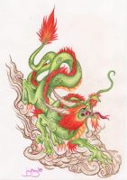 Chinese Dragon by Joytoy