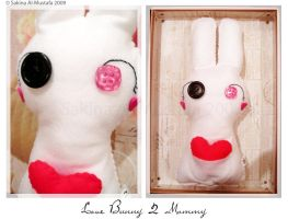 Love Bunny 2 Mommy by ChocoAng3l