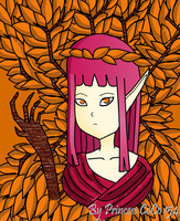 Queen of Autumn leaves by Princess-CoCo-154