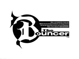 The Bouncer Logo by KaldeaOrchid