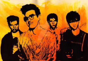 The Smiths by BDLC