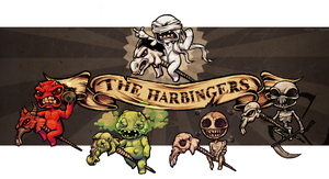 The Harbingers by Hiyata