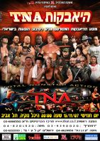 TNA Israel Tour by AISTYLES