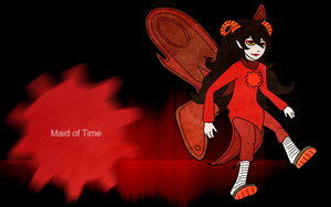 Maid of Time by DoomedTruth