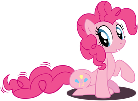Pinkius Pieacus by BronyBiscuitBites