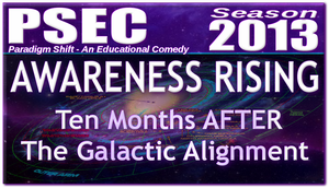PSEC - 2013 - Awareness Rising - Ten Months AF by paradigm-shifting