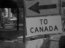 To Canada.. by madellapie
