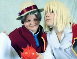 Howl's Moving Castle Picture14 by joshietakashima