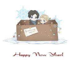 Sherlock and John by Lenap