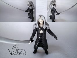 Sephiroth by VictorCustomizer