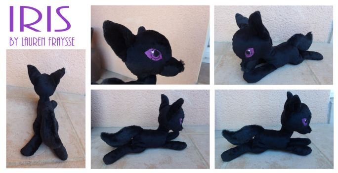 Plush Commission .:Iris:. by Lfraysse
