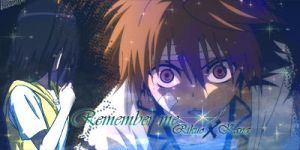 Remember Me: Banner project1 by Uta-Makoto-chan