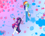 ~TWIDASH~ Strawberry Avalanche by strawberrybunny4341
