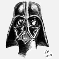 Vader study by philippeL